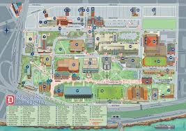 American University Campus Map The Summer Company Current Season