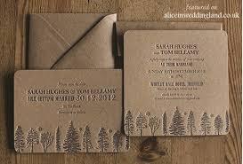 unique wedding invites wedding invitations cloveranddot