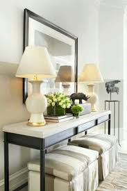 Console Table In Living Room Console Table Styling Basics Vignettes Console Tables And Consoles