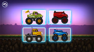 monster truck video game monster truck racing android apps on google play