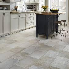 kitchen flooring shell tile vinyl floor tiles metal look hexagon