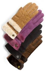 ugg gloves sale us ugg australia genuine shearling gloves nordstrom