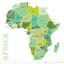Liberia Africa Map by Africa Map