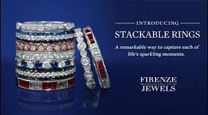 stackable diamond rings introducing diamond stackable rings