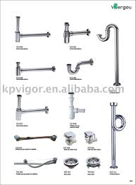 Bathroom Faucet Parts Names by Bathroom Sink Drain Parts Diagram Kahtany