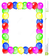 Borders For Invitation Cards Free Birthday Borders Free Download Clip Art Free Clip Art On