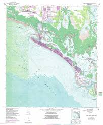 Map Ft Myers Fl Fort Myers Beach Topographic Map Fl Usgs Topo Quad 26081d8