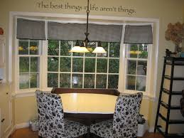 Kitchen Nook Decorating Ideas by Breakfast Nook September Decorating Capiz Breakfast Nook