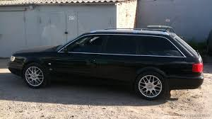 audi a6 1995 1997 audi a6 wagon specifications pictures prices