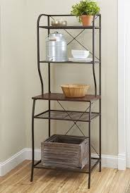 Bakers Rack With 2 Drawers Best 25 Bakers Rack Kitchen Ideas On Pinterest Coffee Mug Cabinets