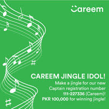 careem win pkr 100 000 by composing a careem jingle for