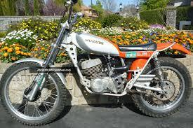 trials and motocross bikes for sale 1974 rl 250 exacta trial bike motorcycles suzuki pinterest