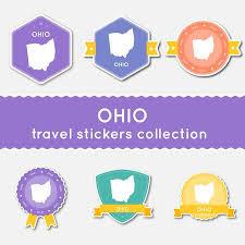 Ohio Travel Set images Ohio map stock photos royalty free ohio map images jpg