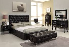 bedrooms modern black bedroom sets with lovable decor for