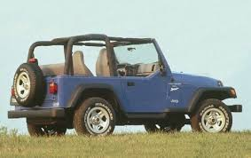 jeep wrangler top convertible used 1998 jeep wrangler for sale pricing features edmunds
