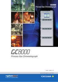 yokogawa process gas chromatograph