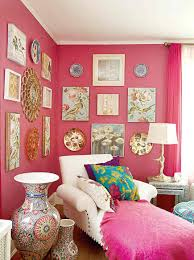 shocking cave ideas decorating ideas shocking pink rooms shocking pink cave homegoods via