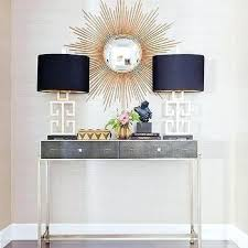 Foyer Table With Drawers Gold Console Table With Drawers Target And Mirror Gray U2013 Launchwith Me