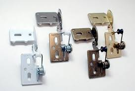 Partial Inset Cabinet Door Hinges by Youngdale 4 3 8