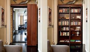 bookcase doors specialty doors and hardware sliding bookcase