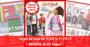 target scanned black friday ad target ad scan for 7 23 to 7 29 17 browse all 20 pages