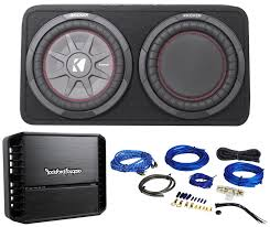 rca home theater 1000 watts package kicker 43tcwrt122 12