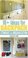 best 25 backpack storage ideas on pinterest entryway ideas