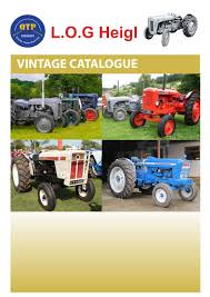 3 vintage by quality tractor parts issuu