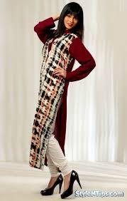 latest pakistani casual dresses 2017 for girls and women