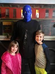 Blue Man Group Halloween Costume Blue Man Group Kids Kidlist U2022 Activities Kids