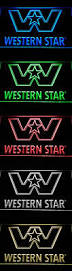 d015 b western star logo services new neon light sign wholesale