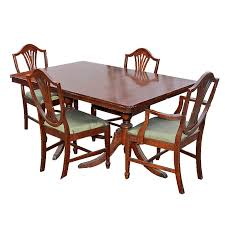 Duncan Phyfe Dining Room Table And Chairs Duncan Phyfe Dining Table And Chairs Ebth