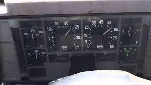 test driving 1999 international 4700 dt466e diesel liftgate 24ft