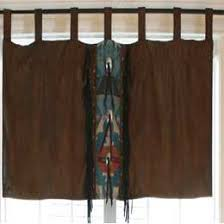 Drapery Valance Southwestern Curtains Southwestern Window Treatments Drapery