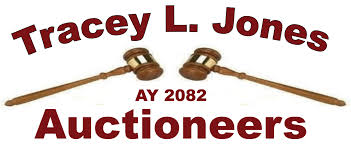 upcoming auctions tracey l jones auctions llc