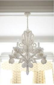 Beachy Chandeliers An Ethereal Symphony Of Cascading Crystals And Seashells Our