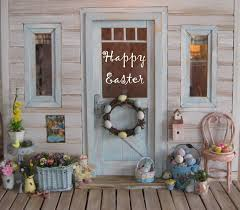 Easter Decorations For Your Front Door by Best Perfect Christmas Decorations For Front Porch Finest