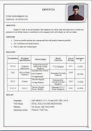 sample resume for freshers commerce graduate resume ixiplay free