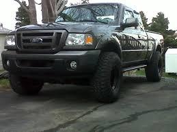 ranger ford lifted ford ranger pinteres