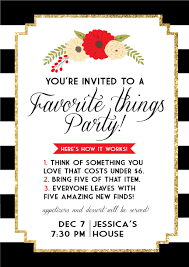 christmas cookie party invitations favorite things invite make and do pinterest favorite things