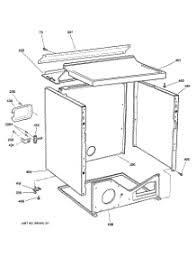 parts for ge dbsr453eb3ww dryer appliancepartspros com