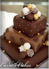 393 best chocolate wedding cakes images on pinterest chocolate