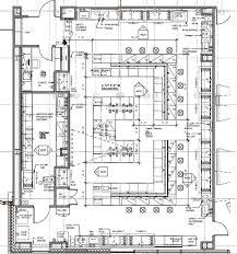 Lab Floor Plan Organic Teaching Lab