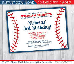 words for birthday invitation best 25 baseball birthday invitations ideas on