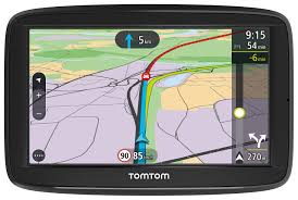 Tomtom North America Maps Free Download by New Tomtom Via Satnav Reliability With Real Time Smarts Of A