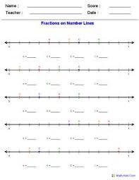 fractions on the number line worksheet dividing fractions with whole numbers worksheets whole by