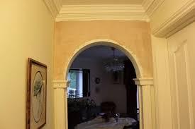 arco in pietra per interni arco in cartongesso cartongesso