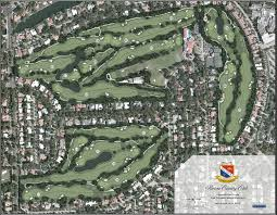 Coral Gables Florida Map by Riviera Country Club Kipp Schulties Golf Design Inc