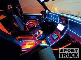 2001 Mustang Custom Interior Custom Truck Interiors 20 Killer Cabs Upholstery Fiberglass