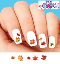 thanksgiving nail decals ebay